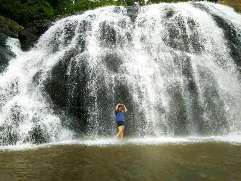 Wisata Air Terjun Banyu Anjlok