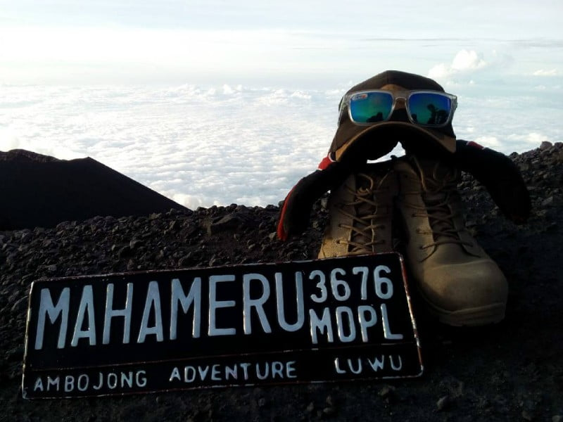 Mahameru 3.676 mdpl | @global_independent_adventure