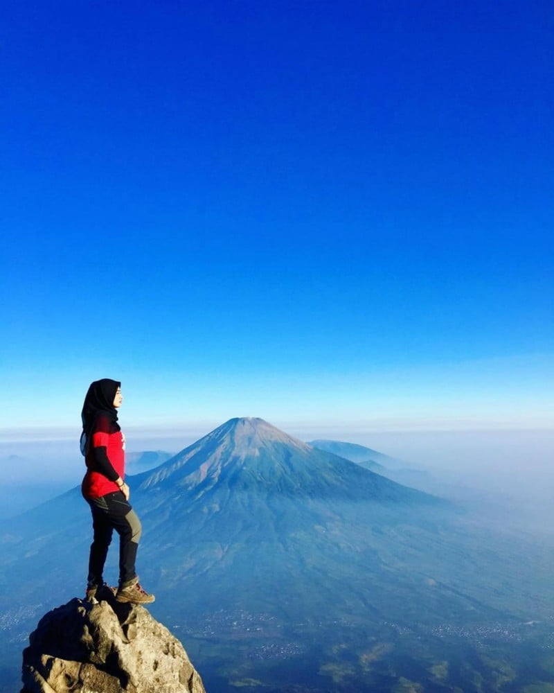 Alasan mendaki gunung: Mengajarkan tentang Roda Kehidupan