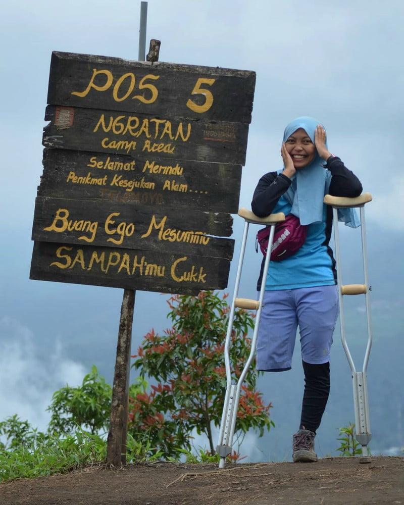 Pendakian Gunung Telemoyo