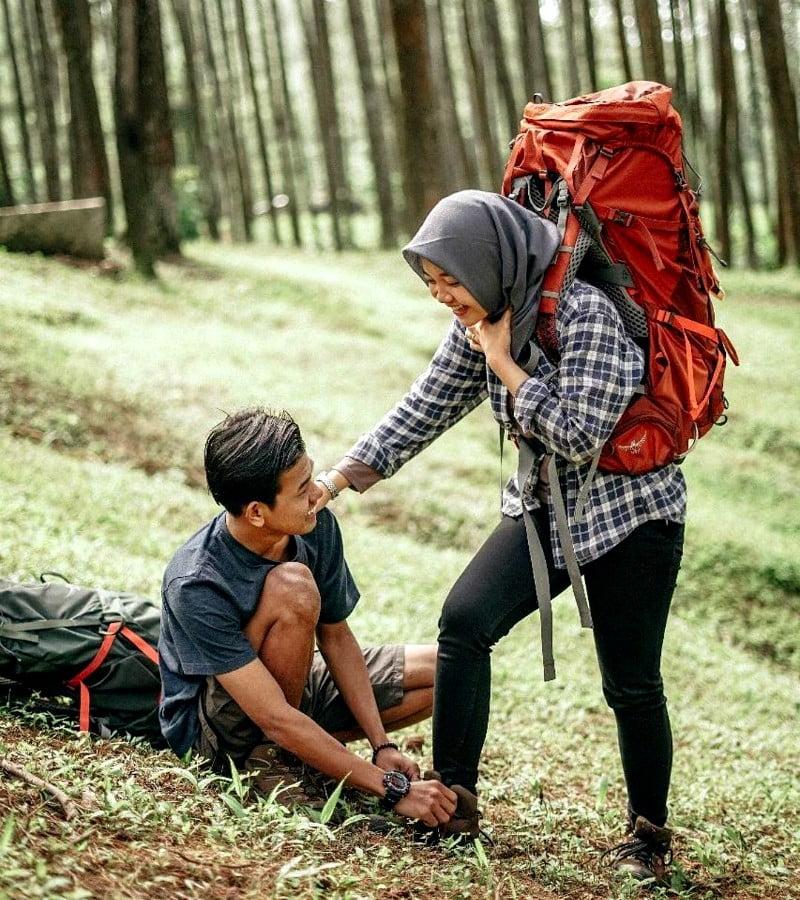 Gunung Prau dan Kamu yang Telah Pergi Jauh