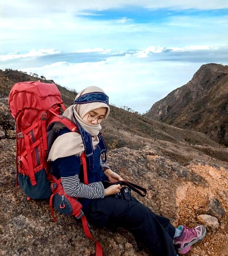 Cara Agar Tidak Tersesat Saat Mendaki Gunung