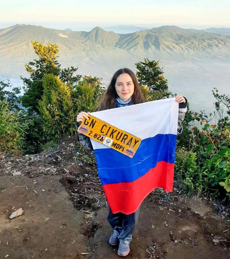 Padat, Banyak Orang Kecewa dengan Pendaki Gunung Cikuray