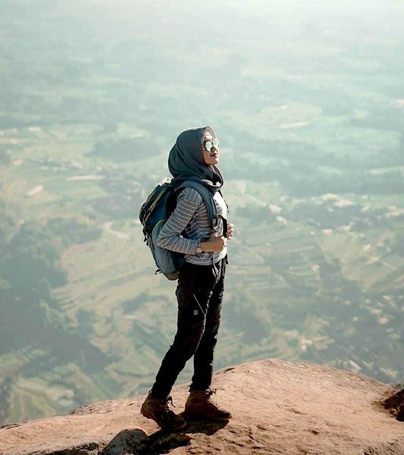 Tak Punya Mata Air, Siapkan Ini Sebelum Mendaki Gunung Cupu