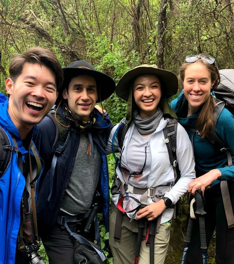 Raline Shah, Kibarkan Merah Putih di Gunung Tertinggi Afrika