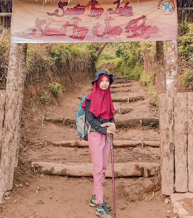 Jalur Pendakian Gunung Sindoro Via Alang Alang Sewu Telah Dibuka