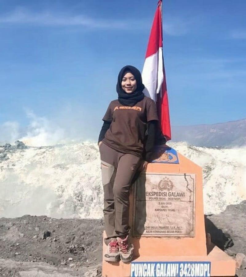 Pendakian di Gunung Slamet Masih Dilarang