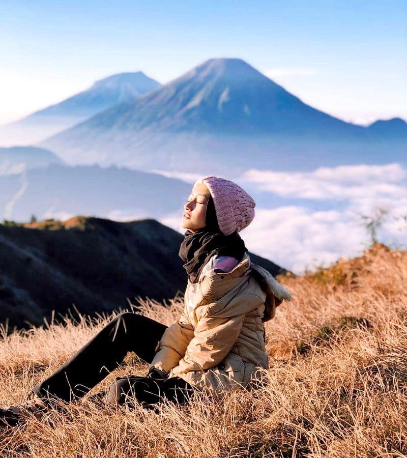 Catat! Berikut 4 Jalur Pendakian Gunung Prau yang Sudah Dibuka