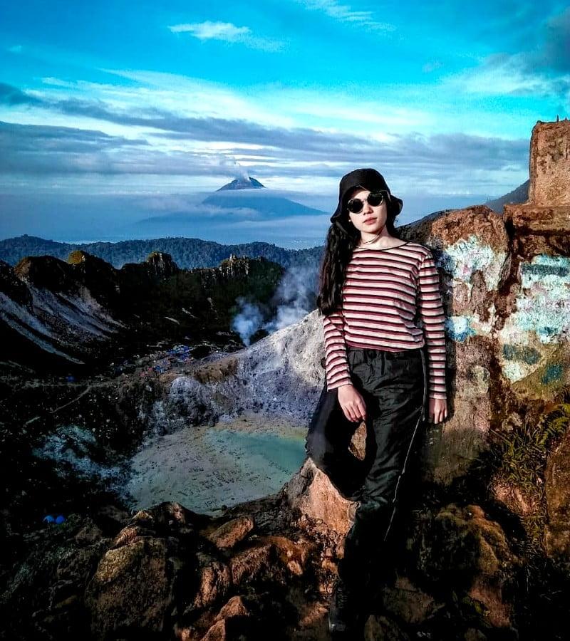 Cocok untuk Pemula, Ini Fakta Tentang Gunung Sibayak