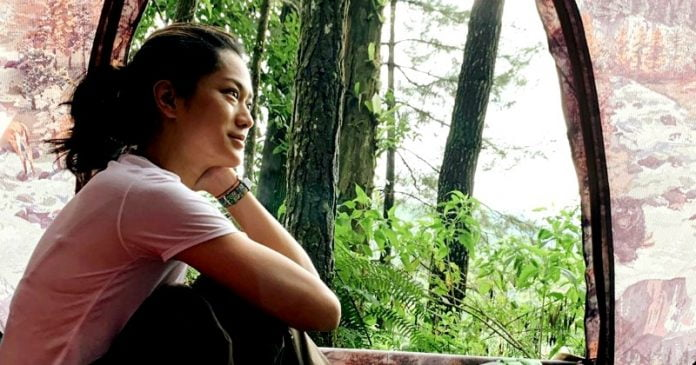 Prisia Nasution, Artis Cantik yang Lebih Suka Gunung Dibanding Mal