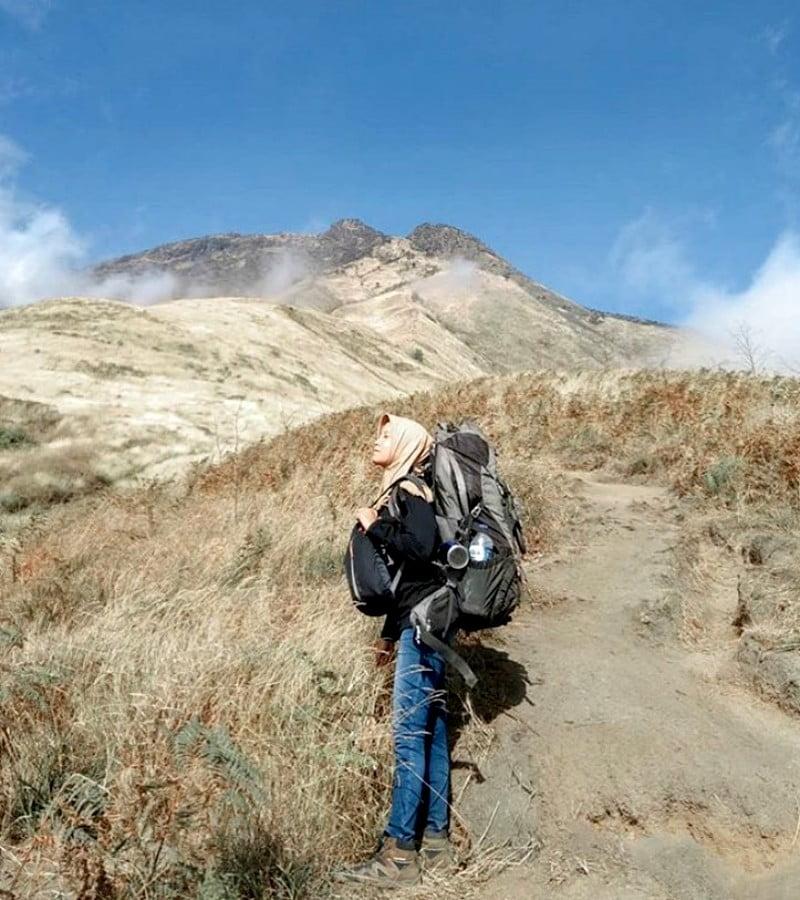 Kiat Mendaki Gunung di Era New Normal