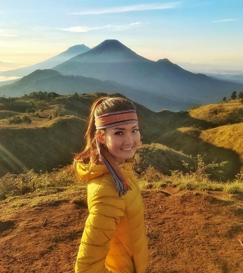 Banyak Pengunjung, Berikut Aturan dan Larangan Mendaki Gunung Prau