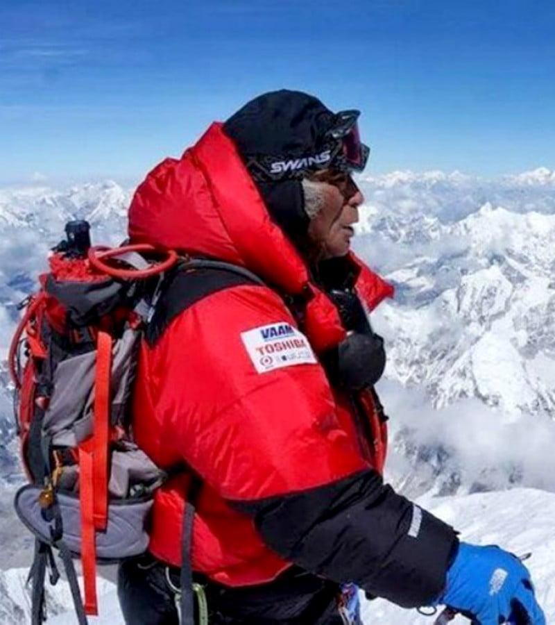 Yuichiro Miura, Pendaki Tertua yang Menaklukkan Everest
