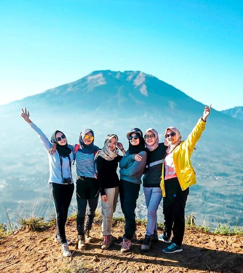 Cara Mencari Teman untuk Barengan Mendaki Gunung