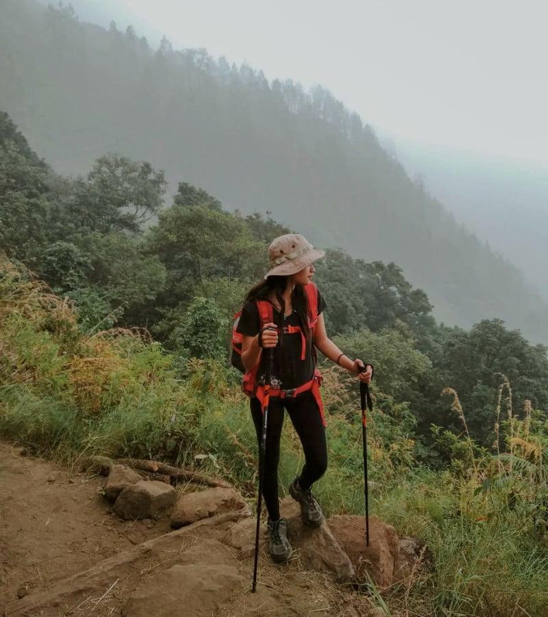 Niken Widyawati: Naik Gunung sebagai Pelarian dari Tugas Kuliah