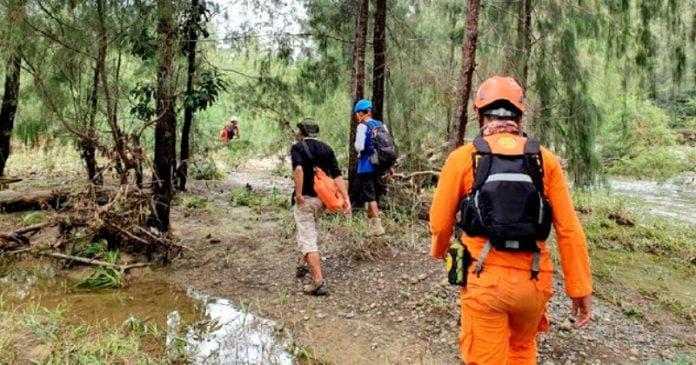 Tim SAR yang Hilang di Gunung Tambusisi Ditemukan Selamat