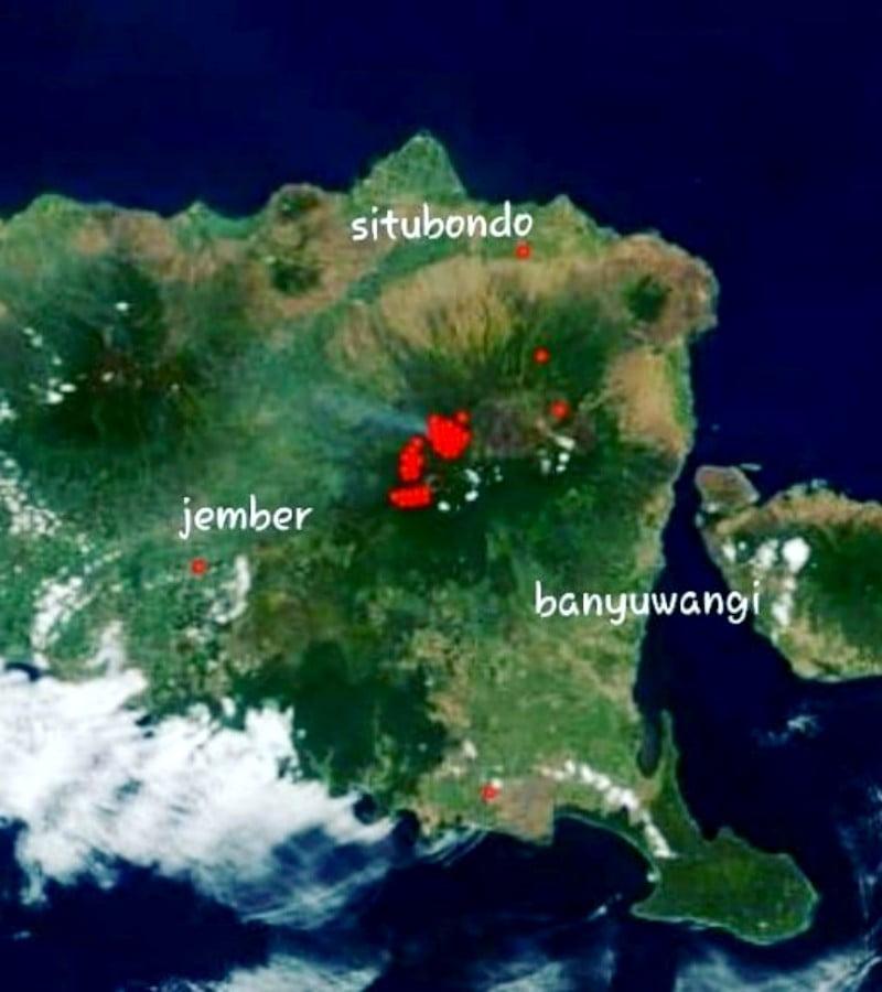 Status Gunung Raung Meningkat Jadi Waspada Level II