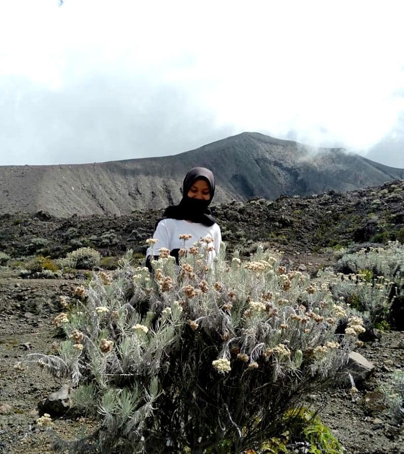 Mengenal Gunung Marapi yang Terletak di Sumatra Barat