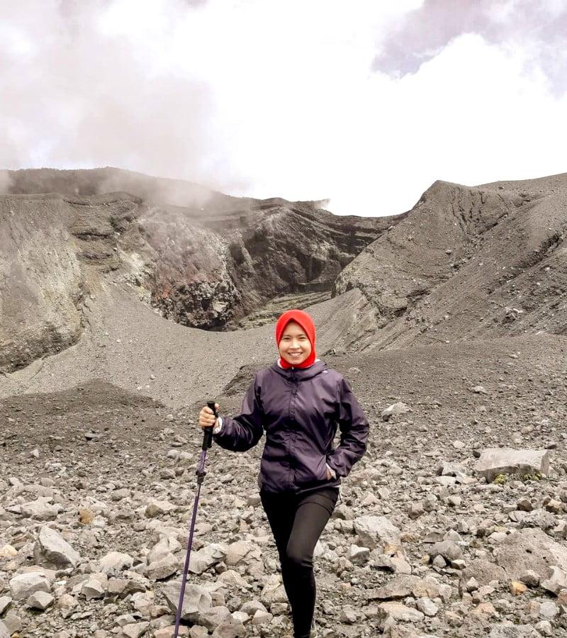 Panduan dan Tips Mendaki Gunung Marapi