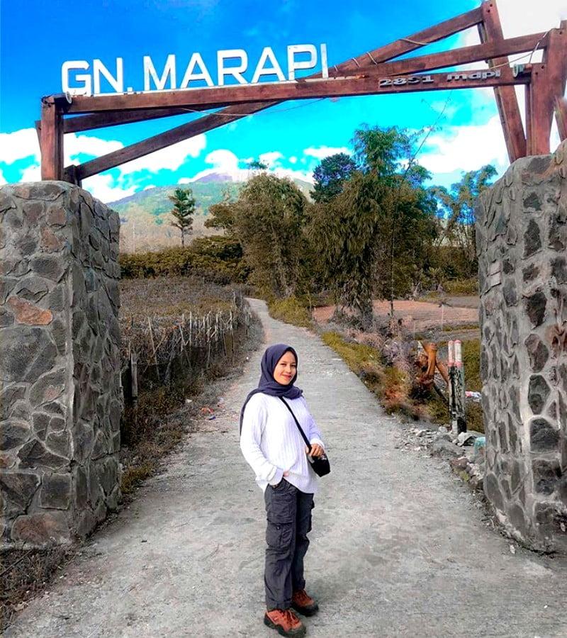 Lupa Sholat, Pendaki Gunung Marapi Alami Kejadian Aneh