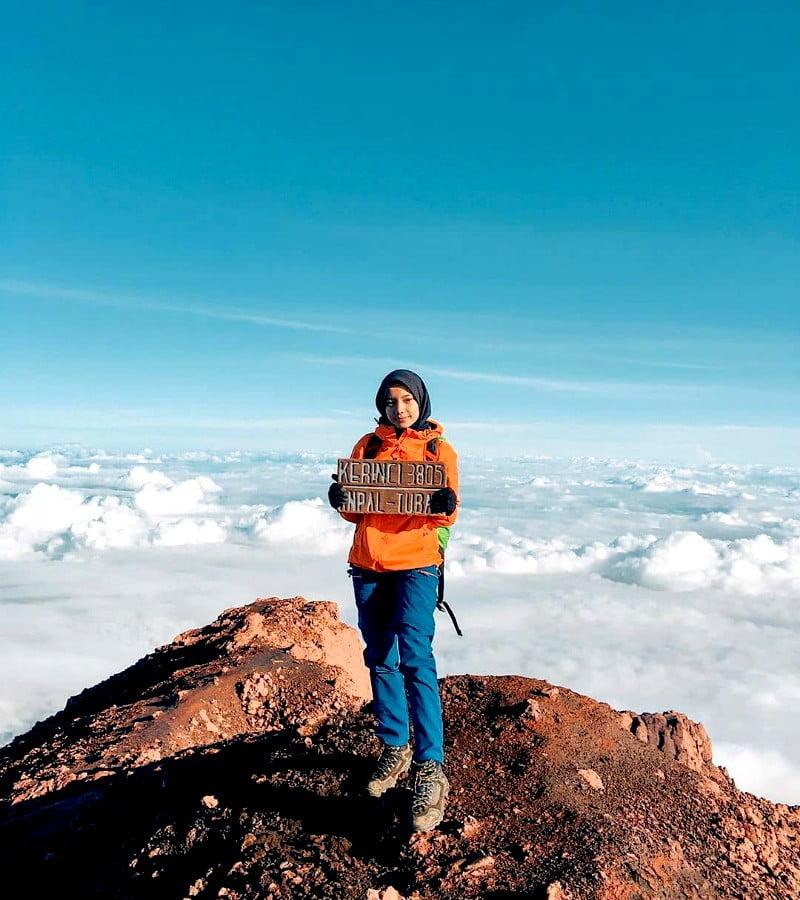 4 Tempat Angker di Jalur Pendakian Gunung Kerinci