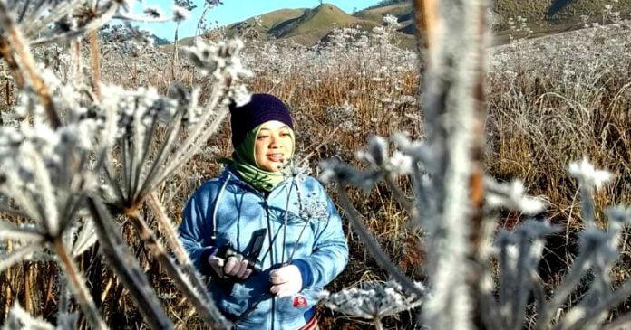 Kunjungi 3 Tempat Ini Jika Mau Melihat Salju di Bromo