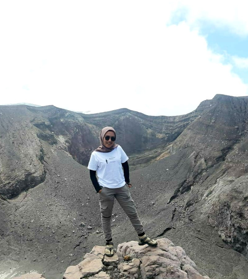 Jalur dan Estimasi Waktu Pendakian Gunung Marapi