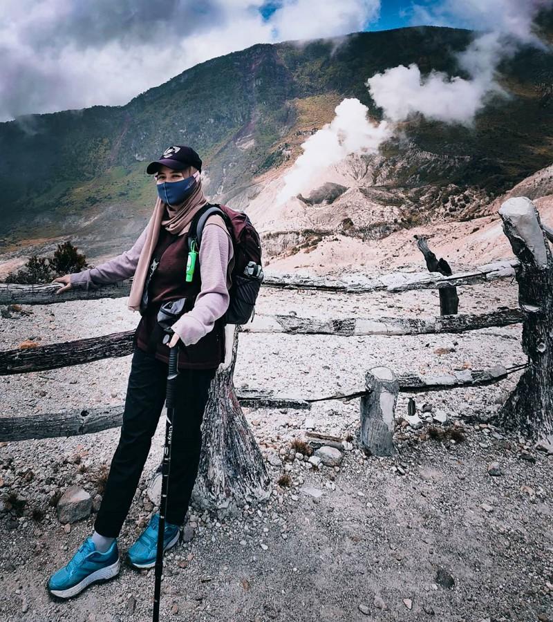6 Tempat Wisata Menarik di Gunung Papandayan