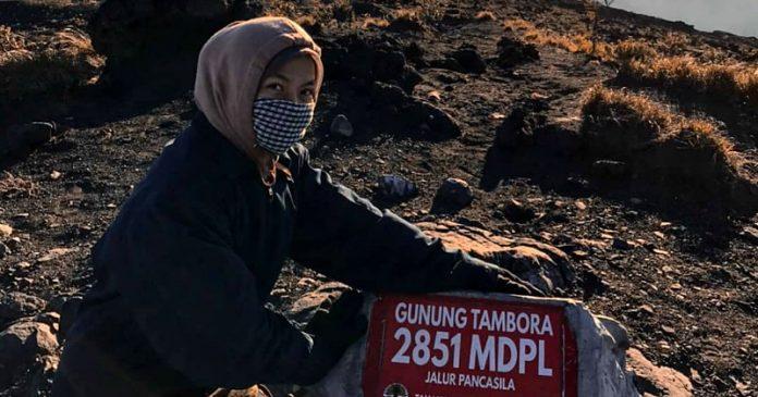 Gunung Tambora dan Pesona Kawahnya yang Menakjubkan
