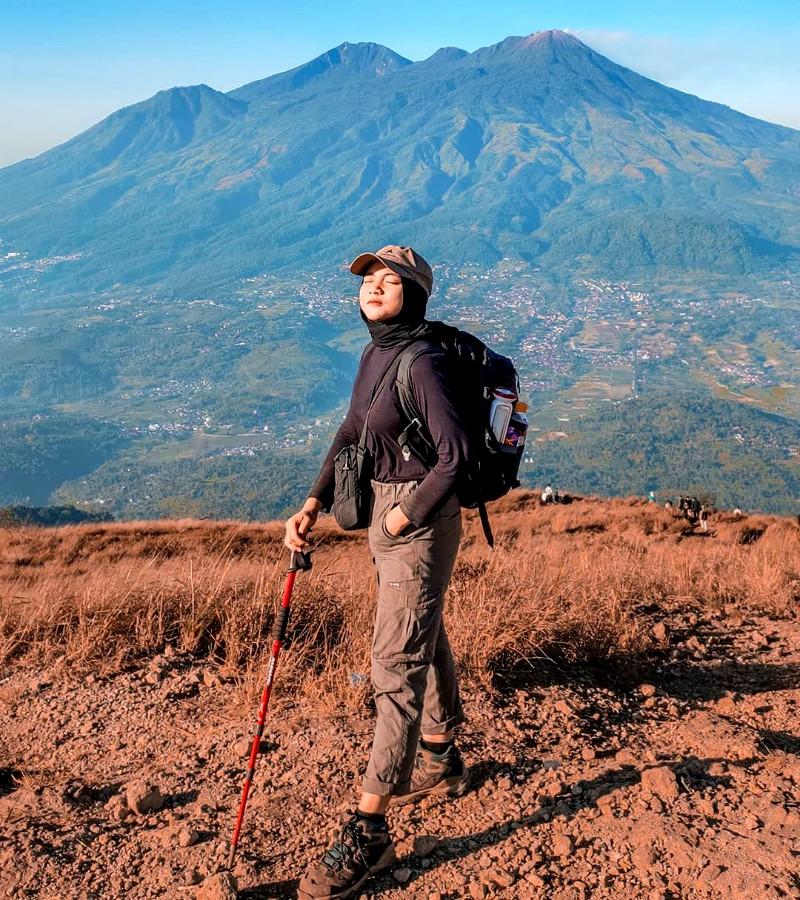 Baru Dibuka, Jumlah Pendaki Gunung Arjuno Cukup Banyak