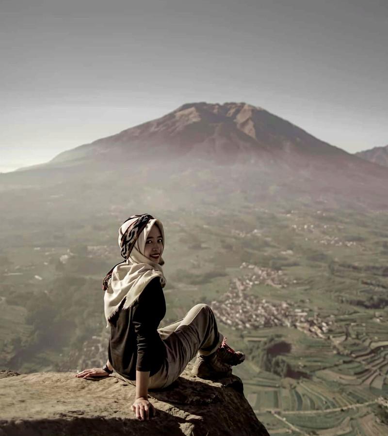 4 Tips Mendaki Gunung Andong Bagi Pendaki Pemula