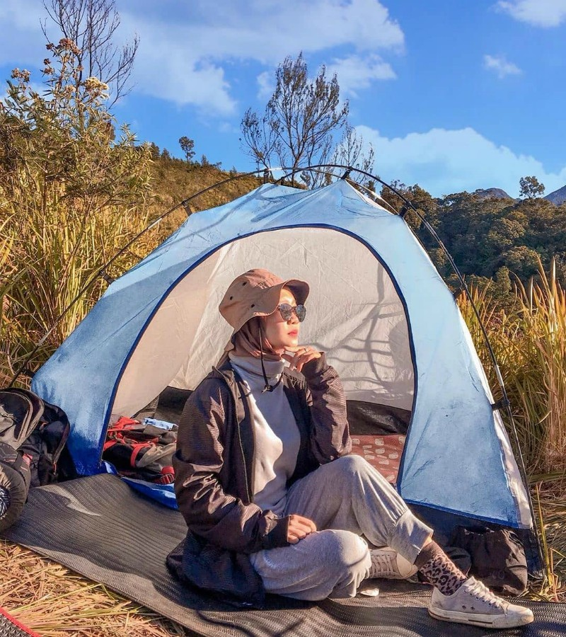Gunung Andong, Wisata Pendakian yang Cocok untuk Pemula