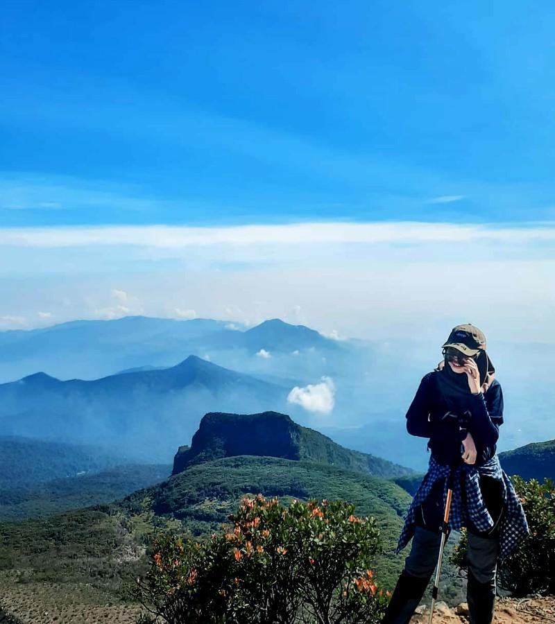 Sudah Sebulan, Gunung Gede Pangrango Masih Ditutup