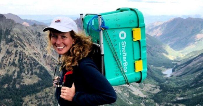 Seorang pendaki wanita berusia 27 tahun mendaki beberapa puncak gunung di Amerika Serikat demi menggalang dana untuk penanganan Covid-19