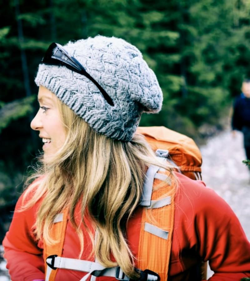 Brittney Mendaki 58 Gunung untuk Galang Dana Covid-19