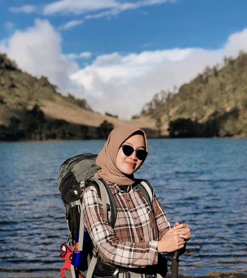4 Spot Foto Terbaik di Pendakian Gunung Semeru
