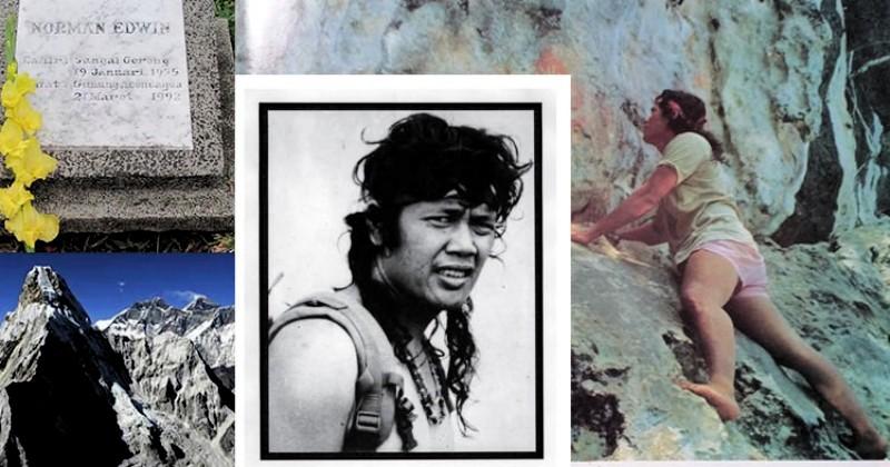 Mengenal Norman Edwin, Pencetus Ekspedisi Seven Summits Indonesia