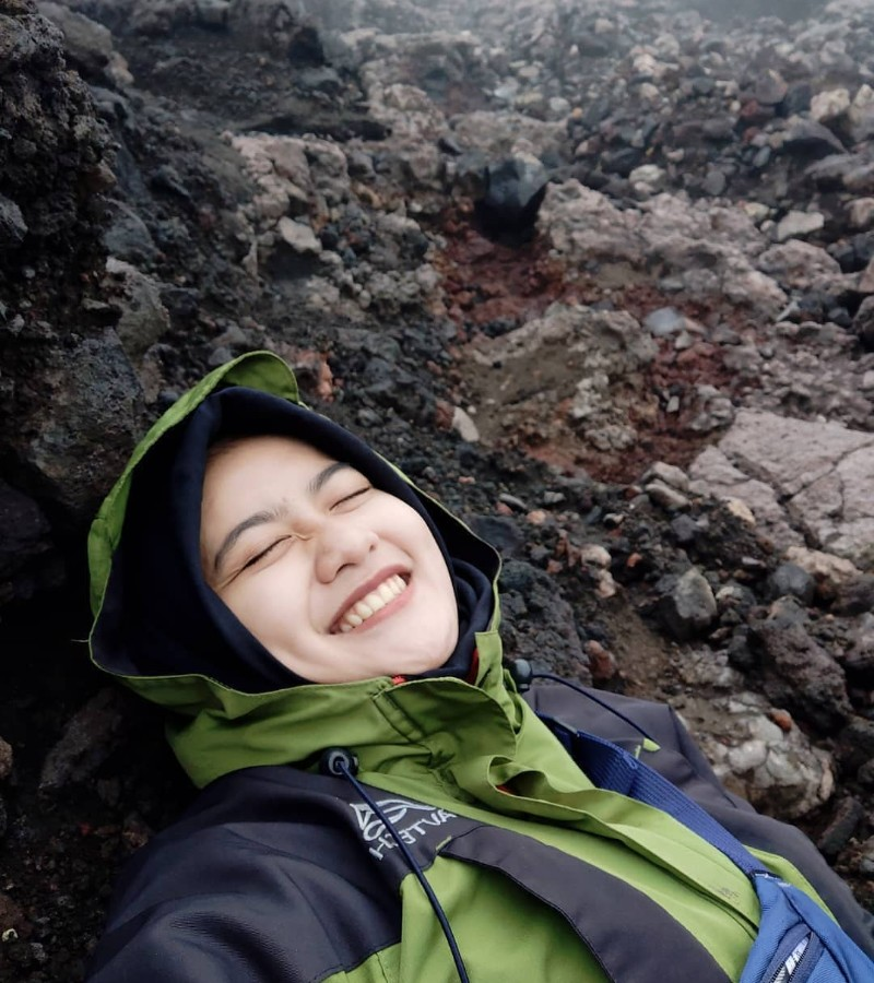 Alasan Dilarang Meniup Suling di Gunung Guntur Garut