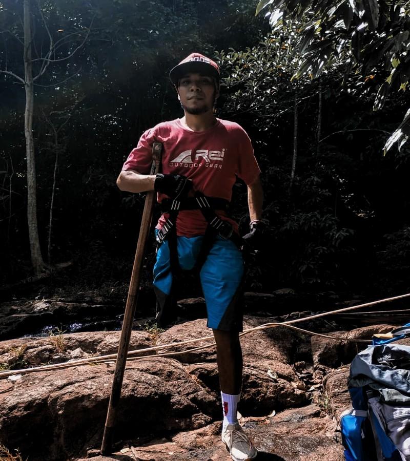 Keren, Ini Makna Mendaki Gunung Menurut Pendaki Disabilitas